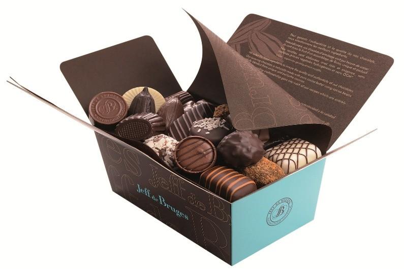 chocolat noel 2018 jeff de bruges Opération chocolats de Noël Jeff de Bruges | Des enfants et des  chocolat noel 2018 jeff de bruges