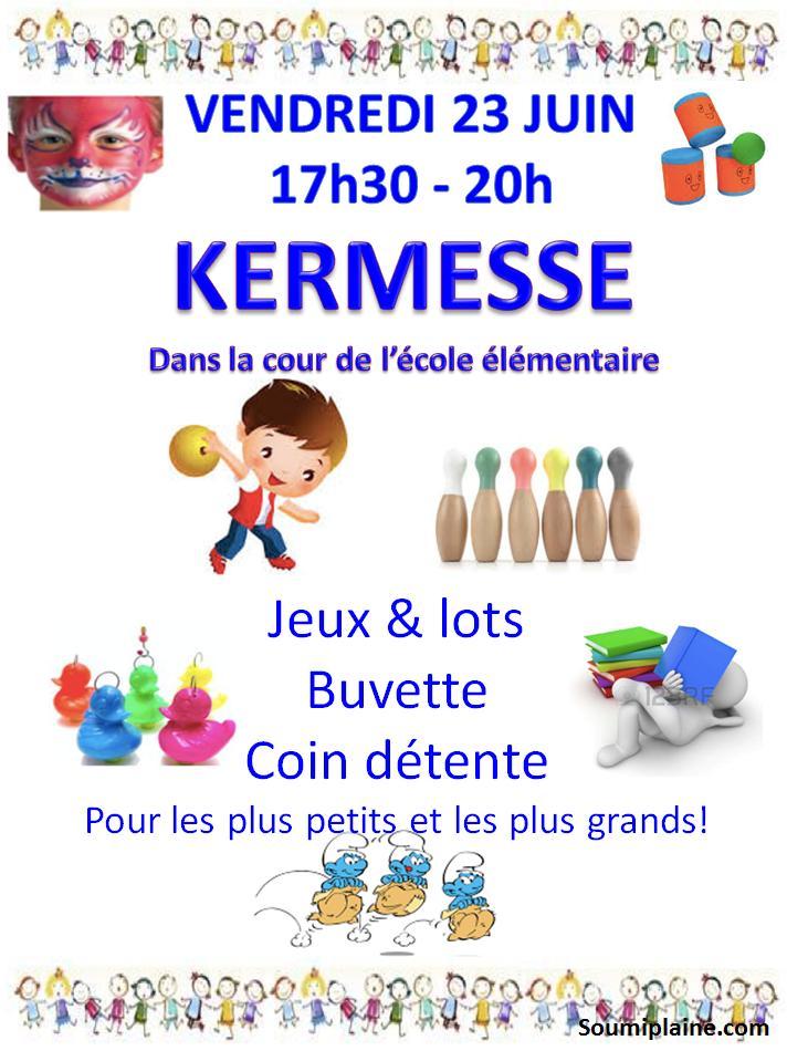 Populaire Kermesse de l'école | Des enfants et des rêves à Mi-Plaine PM68